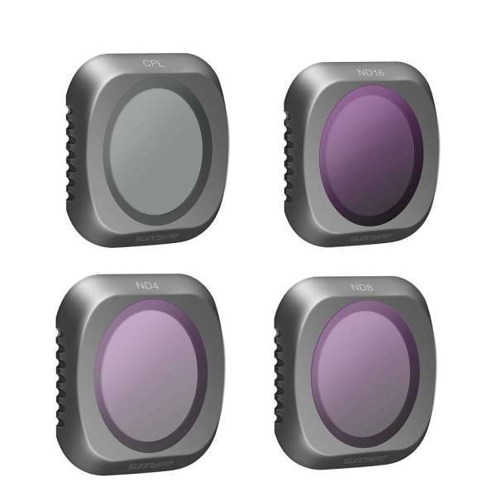 فیلترلنز سانی لایف مدل ND*4MM مجموعه 4 عددی مناسب برای دوربین دی جی آی MAVIC 2 PRO