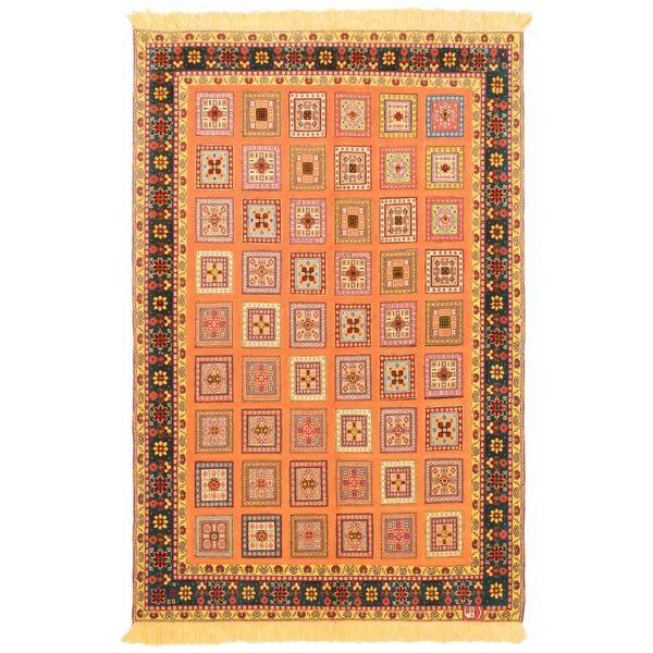 گلیم فرش دستباف سه متری سی پرشیا کد 175041