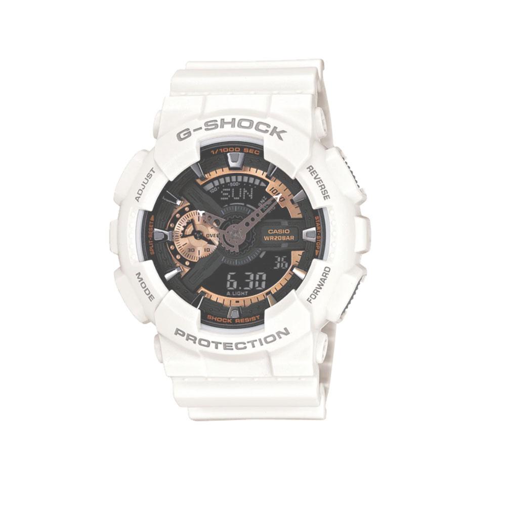 ساعت عقربه ای مردانه کاسیو مدل جی شاک کد DW-5900BB-1D