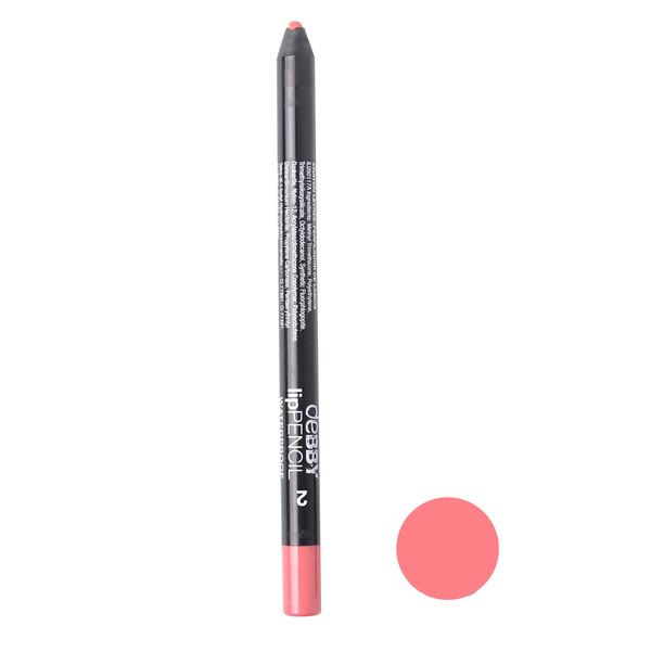 مداد لب دبی شماره 2