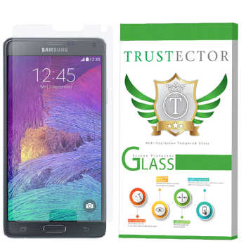 محافظ صفحه نمایش تراستکتور مدل GLS مناسب برای گوشی موبایل سامسونگ Galaxy Note 4