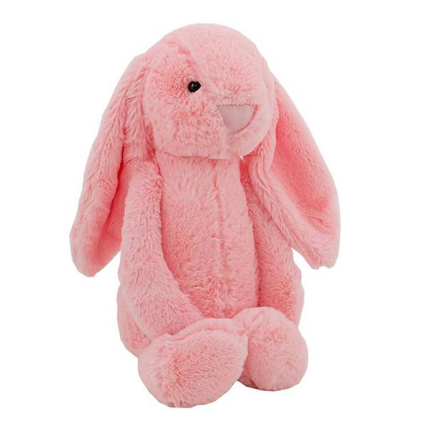 عروسک طرح خرگوش گوش دراز کد A2 ارتفاع 40 سانتی متر