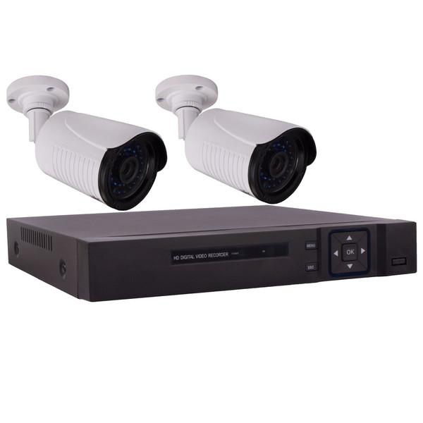 سیستم امنیتی آنالوگ مدل 5004 AH