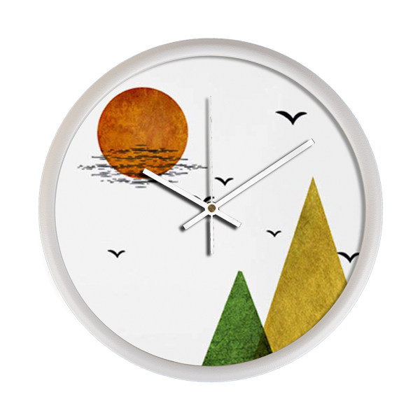 ساعت دیواری مینی مال لاکچری مدل 35Dio3_0525