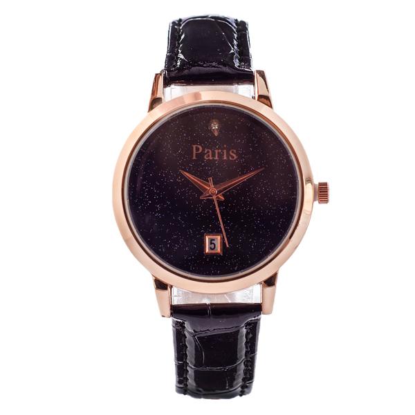 ساعت مچی عقربه ای زنانه پاریس مدل PAR 5533L – CH-ME-TA