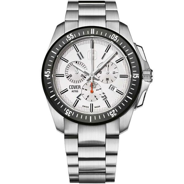 ساعت مچی عقربه ای مردانه کاور مدل  Co150.ST2M
