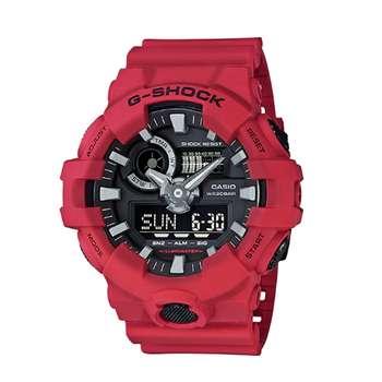 ساعت عقربه ای مردانه کاسیو مدل جی شاک کد GA-700-4A