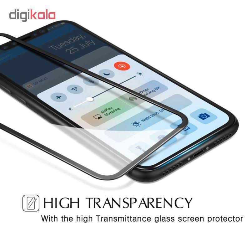 محافظ صفحه نمایش لاین مدل RT007 مناسب برای گوشی موبایل اپل Iphone 11 main 1 5