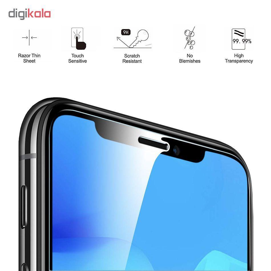محافظ صفحه نمایش لاین مدل RT007 مناسب برای گوشی موبایل اپل Iphone 11 main 1 11