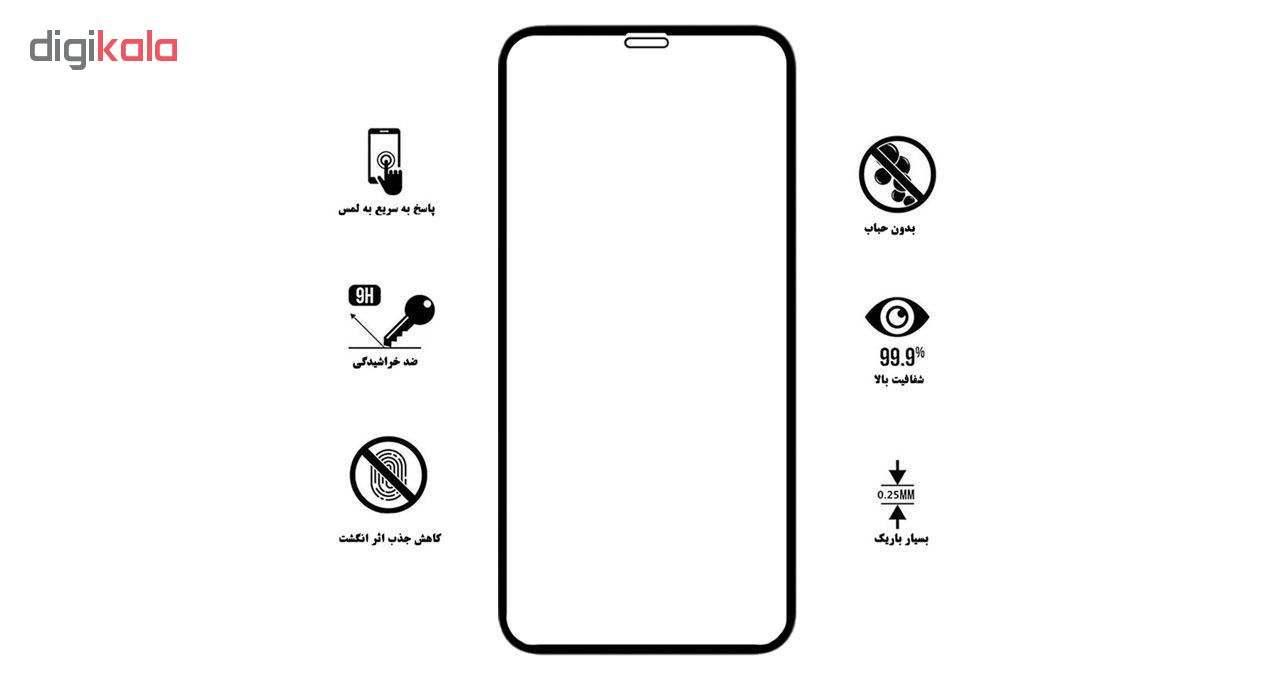 محافظ صفحه نمایش لاین مدل RT007 مناسب برای گوشی موبایل اپل Iphone 11 main 1 9