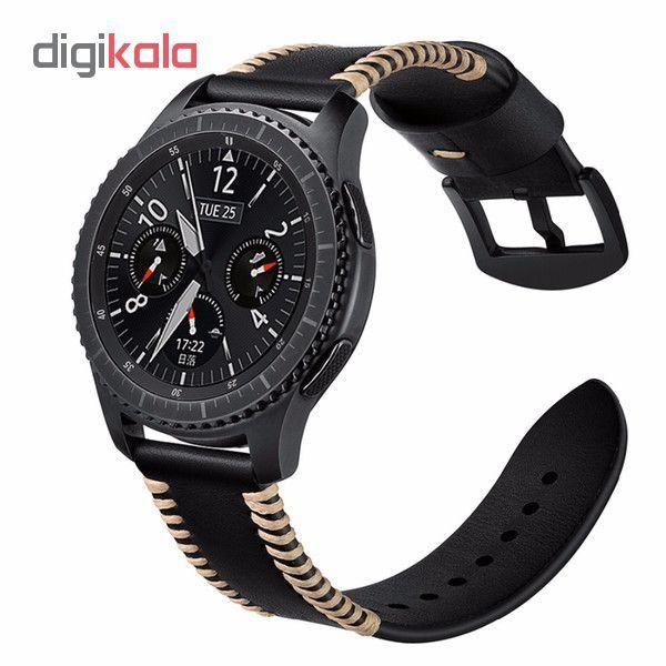 بند مدل D-01 مناسب برای ساعت هوشمند سامسونگ Gear S3 / Galaxy Watch 46mm main 1 1