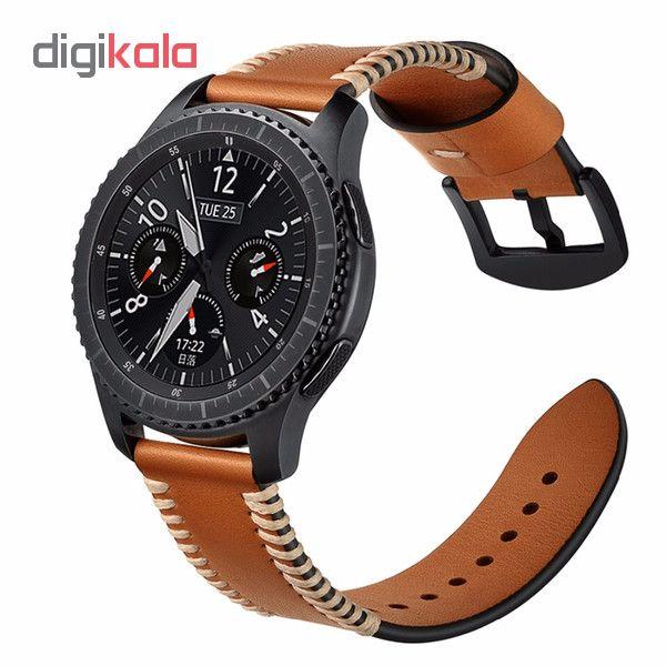 بند مدل D-01 مناسب برای ساعت هوشمند سامسونگ Gear S3 / Galaxy Watch 46mm main 1 2