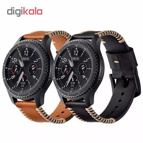 بند مدل D-01 مناسب برای ساعت هوشمند سامسونگ Gear S3 / Galaxy Watch 46mm main 1 3