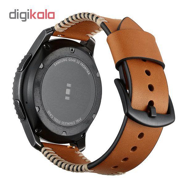 بند مدل D-01 مناسب برای ساعت هوشمند سامسونگ Gear S3 / Galaxy Watch 46mm main 1 4