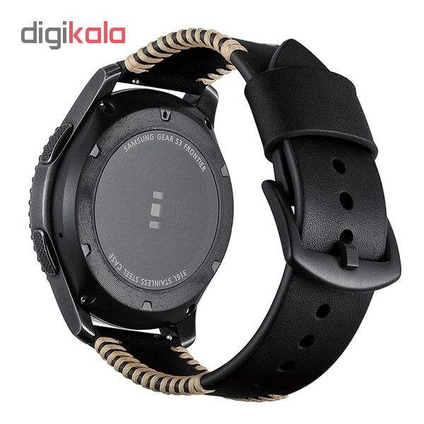 بند مدل D-01 مناسب برای ساعت هوشمند سامسونگ Gear S3 / Galaxy Watch 46mm main 1 5