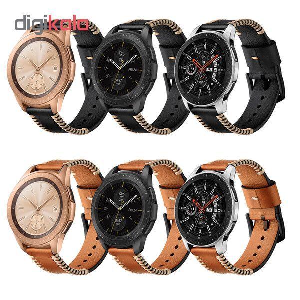 بند مدل D-01 مناسب برای ساعت هوشمند سامسونگ Gear S3 / Galaxy Watch 46mm main 1 7