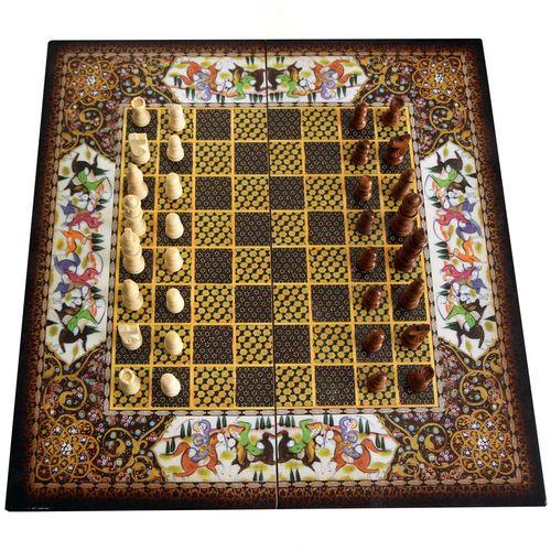 شطرنج طرح چوگان مدل Az143