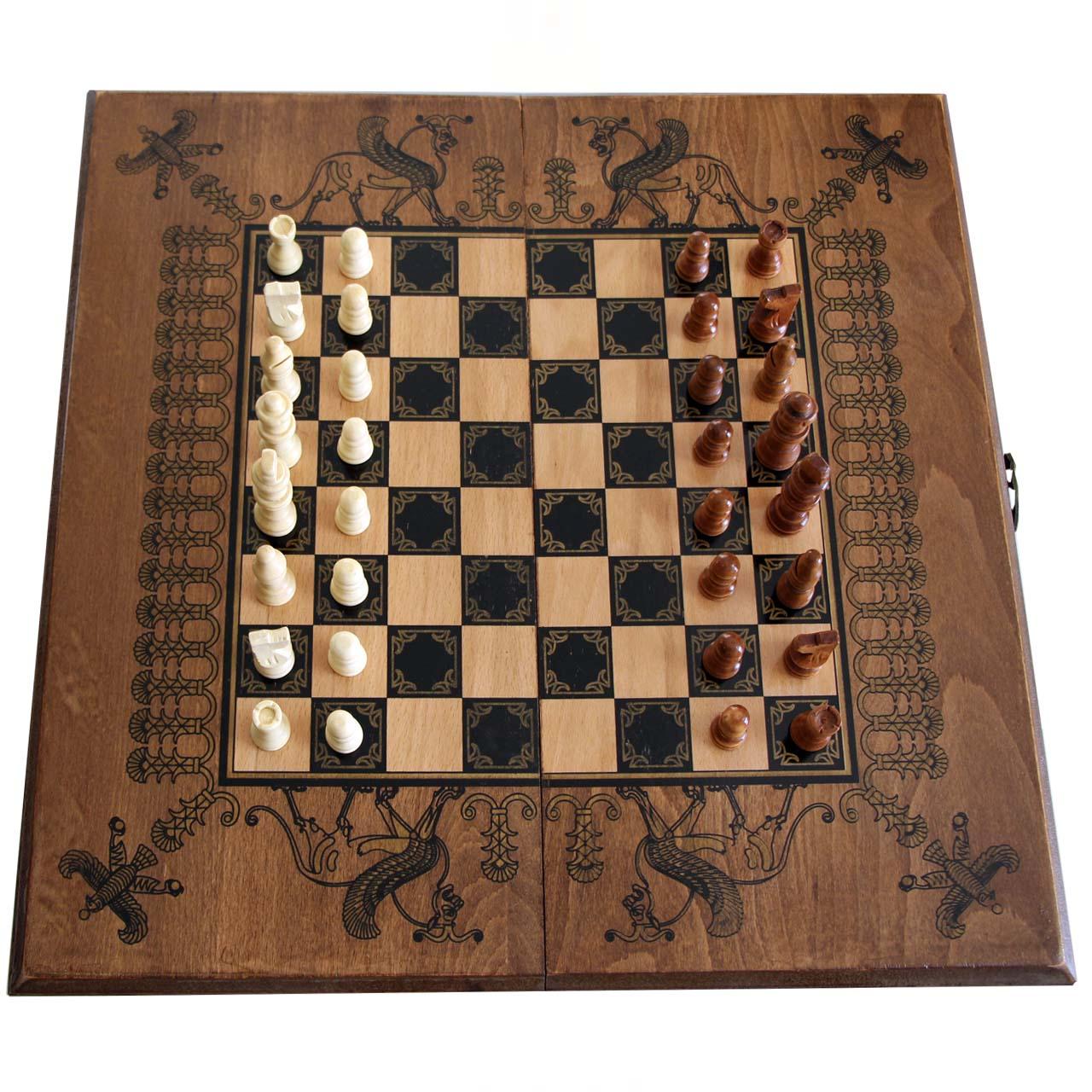 صفحه شطرنج مدل کوروش Az211