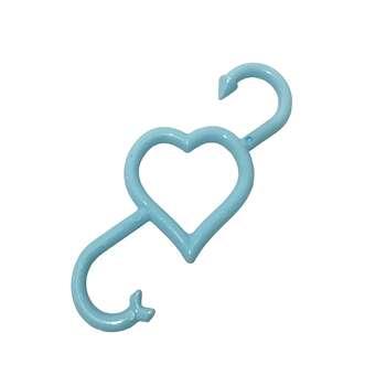 آویز لیوان طرح Heart بسته 6 عددی
