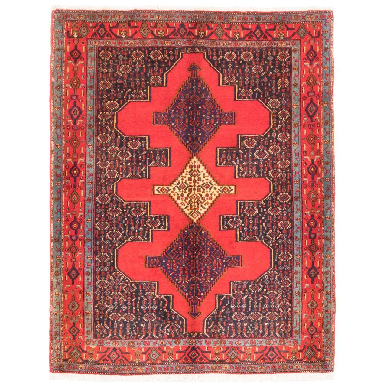 فرش دستباف قدیمی دو متری سی پرشیا کد 175068