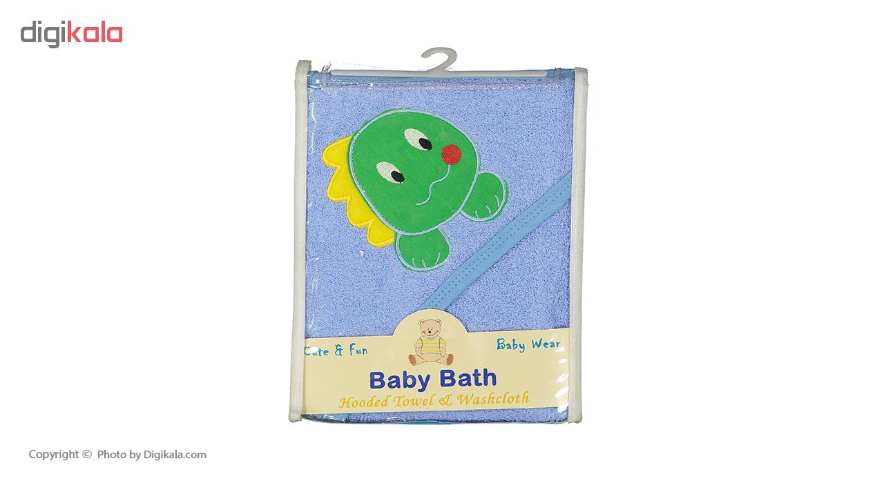 حوله نوزادی مدل Fish