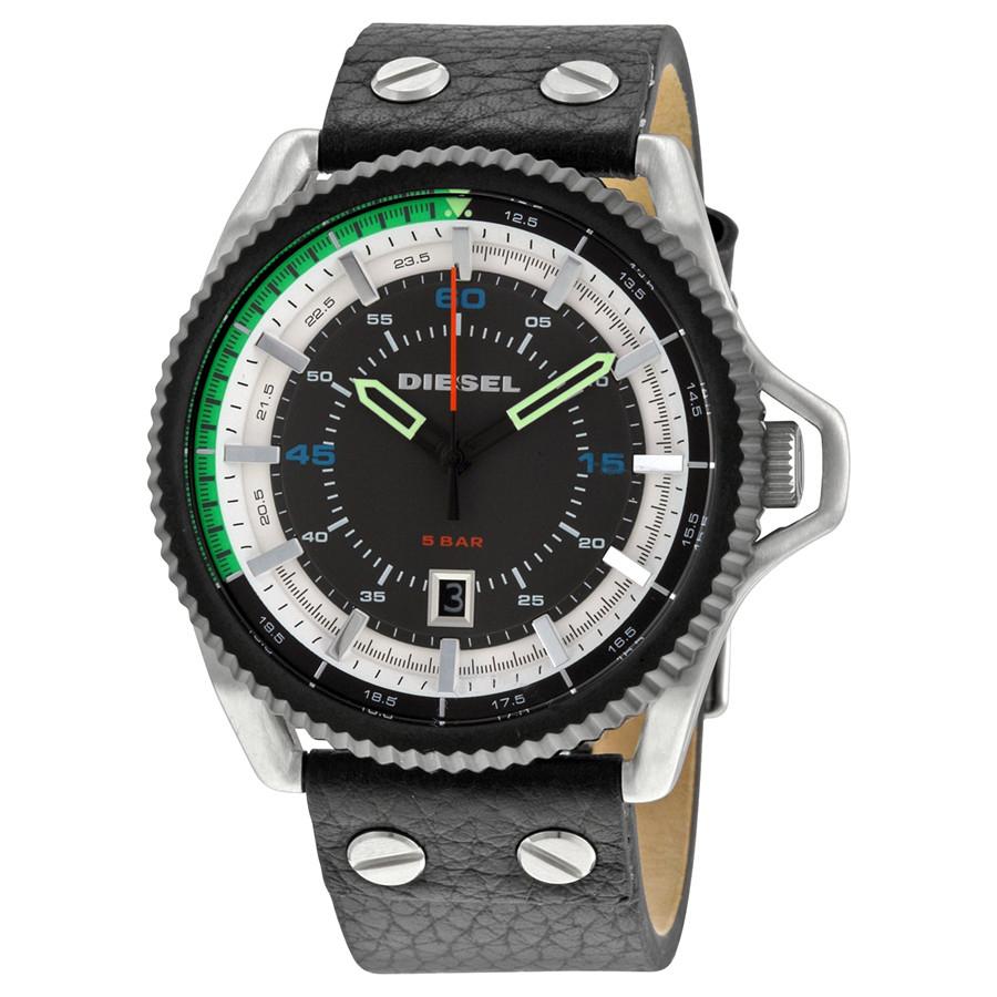 قیمت                      ساعت مچی عقربه ای مردانه دیزل کد DZ1717
