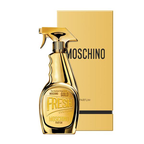 ادوپرفیوم زنانه ماسکینو مدل Gold Fresh Couture حجم 100 میلی لیتر