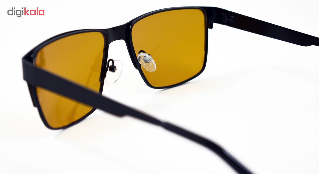 عینک شب مردانه مدل NV36198