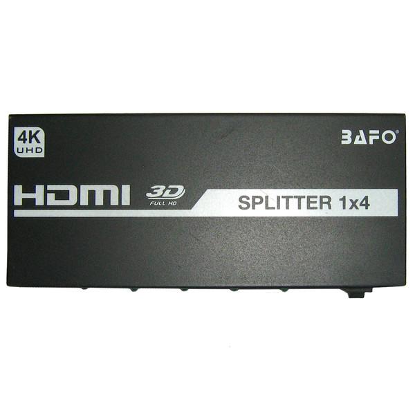 اسپلیتر 1 به 4 HDMI بافو مدل bf-hlhd0