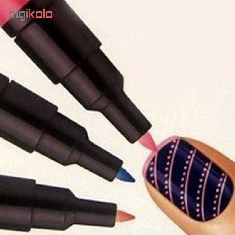 قلم طراحی ناخن لیدان مدل NAP01 main 1 3