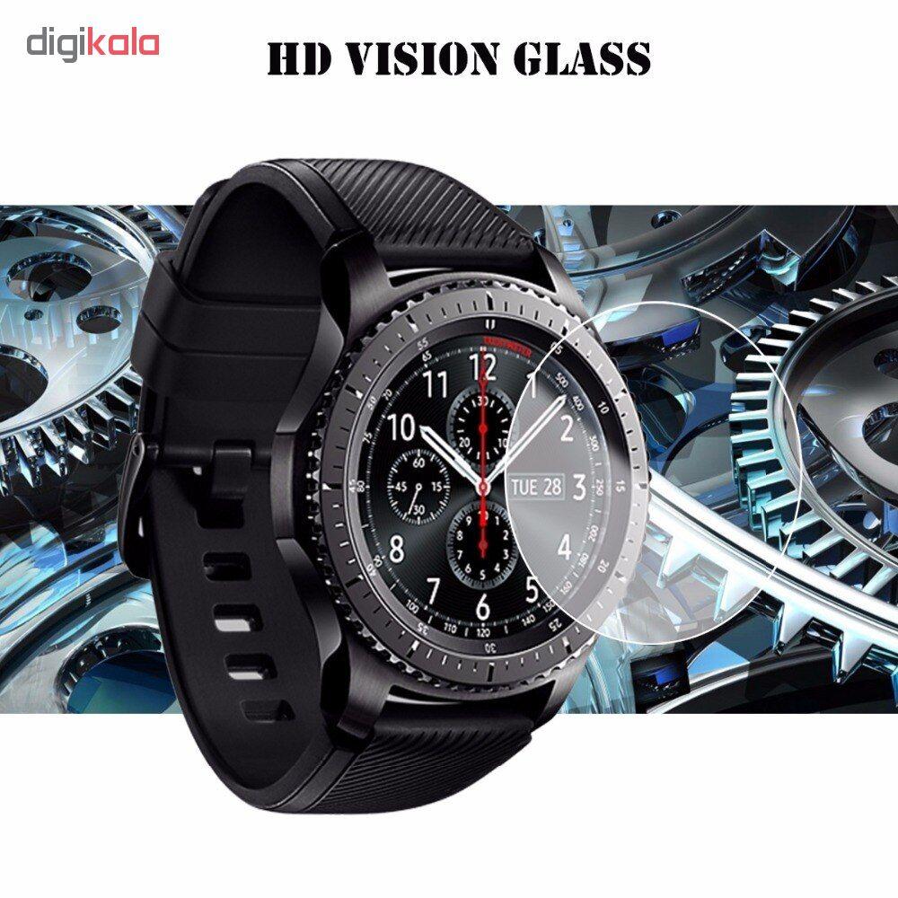 محافظ صفحه نمایش لاین مدل RB007 مناسب برای ساعت هوشمند سامسونگ Gear S3 main 1 3