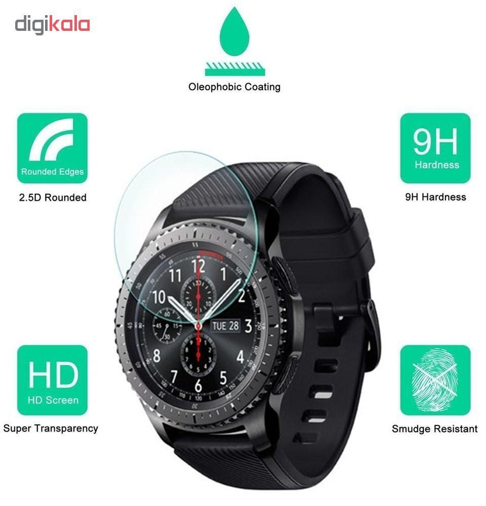 محافظ صفحه نمایش لاین مدل RB007 مناسب برای ساعت هوشمند سامسونگ Gear S3 main 1 4