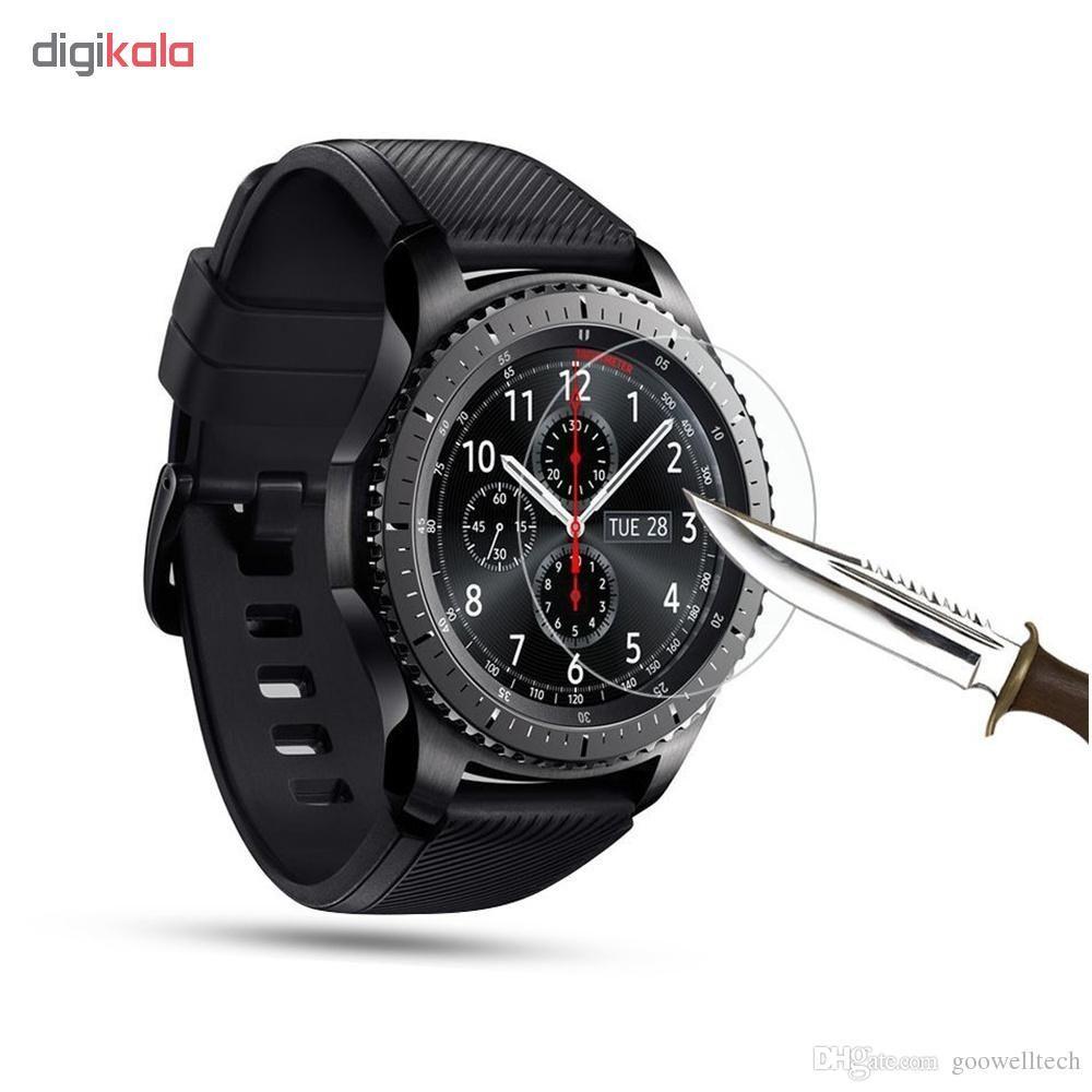 محافظ صفحه نمایش لاین مدل RB007 مناسب برای ساعت هوشمند سامسونگ Gear S3 main 1 8