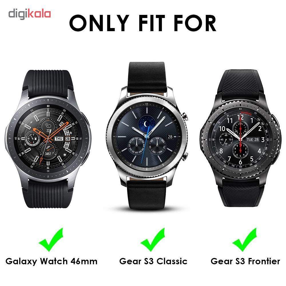 محافظ صفحه نمایش لاین مدل RB007 مناسب برای ساعت هوشمند سامسونگ Gear S3 main 1 9