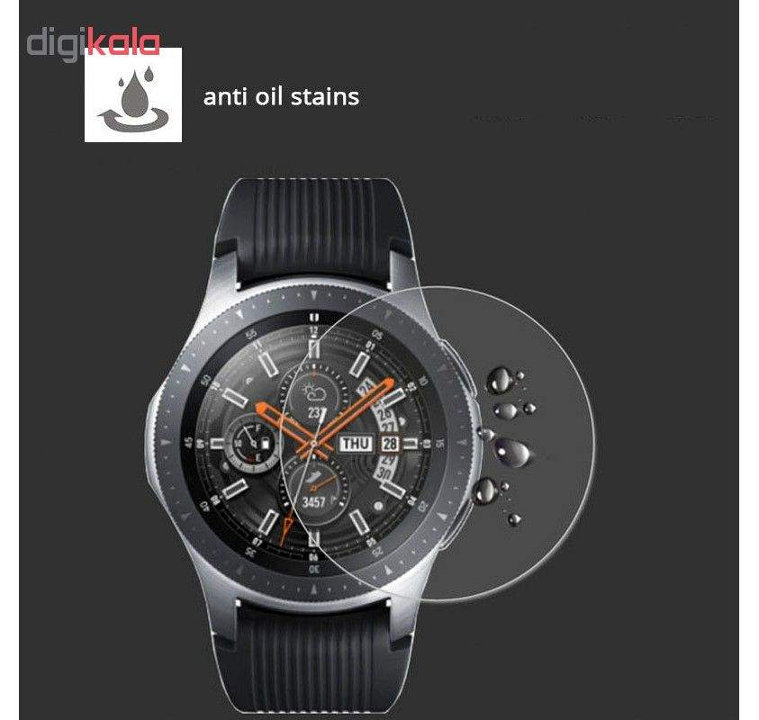 محافظ صفحه نمایش لاین مدل RB007 مناسب برای ساعت هوشمند سامسونگ Galaxy Watch 46mm main 1 7
