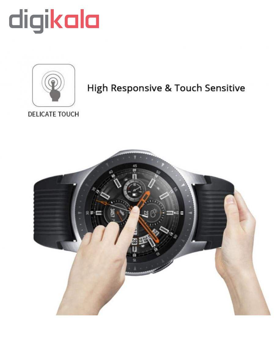 محافظ صفحه نمایش لاین مدل RB007 مناسب برای ساعت هوشمند سامسونگ Galaxy Watch 46mm main 1 9