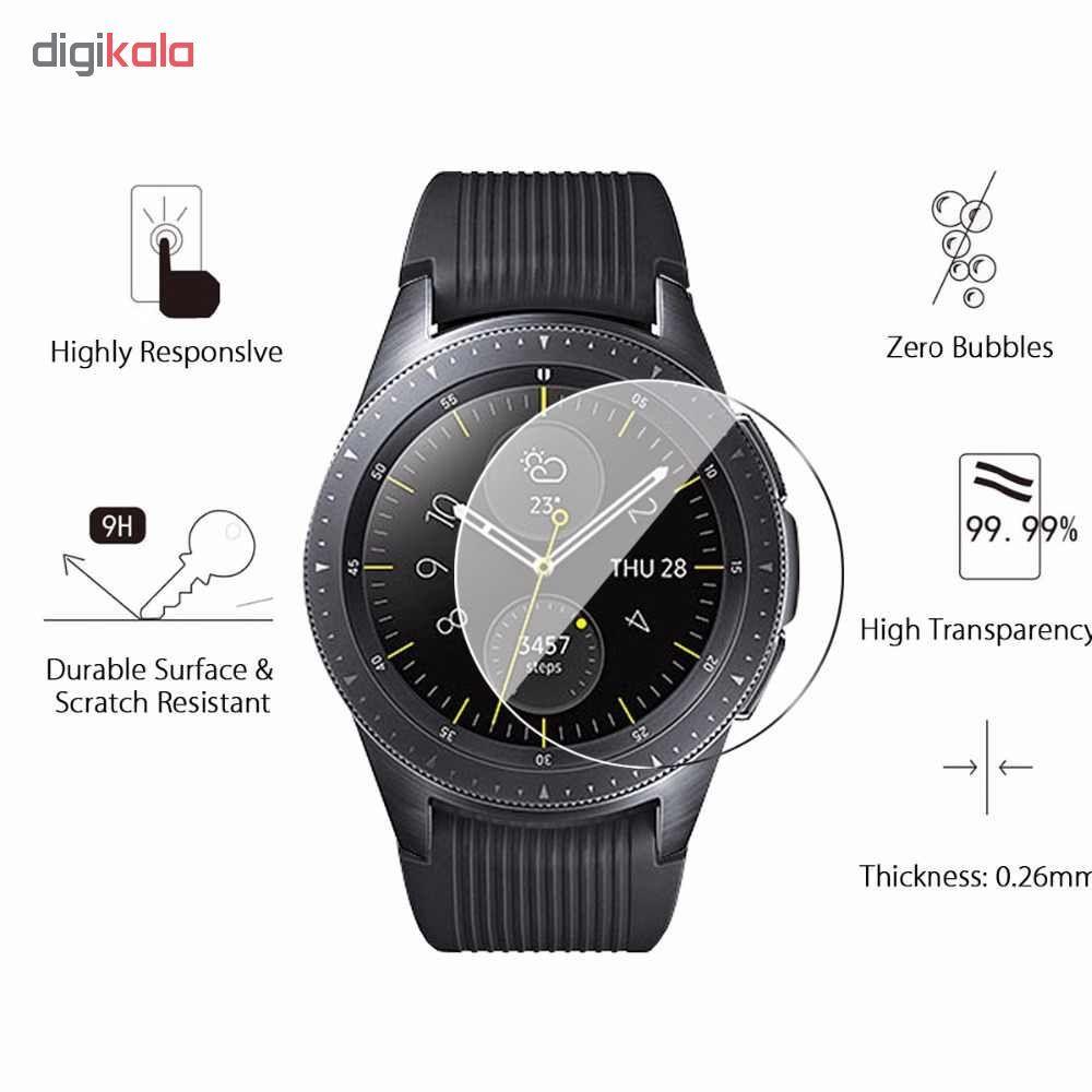 محافظ صفحه نمایش لاین مدل RB007 مناسب برای ساعت هوشمند سامسونگ Galaxy Watch 46mm main 1 12