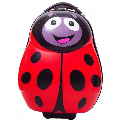 چمدان کودک مدل ladybird