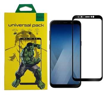محافظ صفحه نمایش 9D ایبیزا مدل IBI7 مناسب برای گوشی موبایل سامسونگ Galaxy A8 Plus 2018