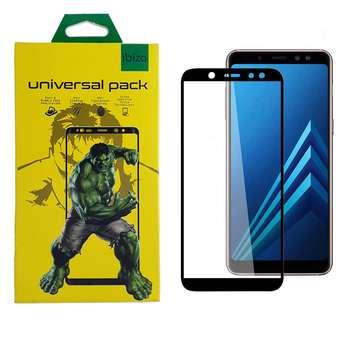 محافظ صفحه نمایش 9D ایبیزا مدل IBI7 مناسب برای گوشی موبایل سامسونگ Galaxy A8 2018