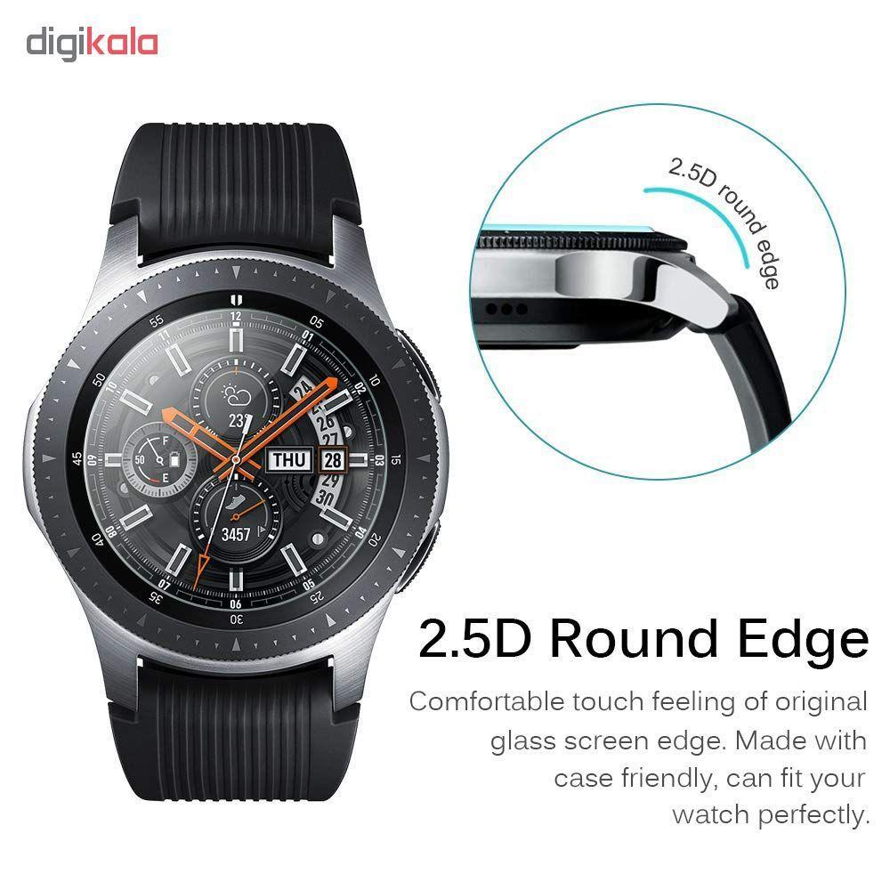 محافظ صفحه نمایش لاین مدل RB007 مناسب برای ساعت هوشمند سامسونگ Galaxy Watch 46mm بسته دو عددی main 1 4