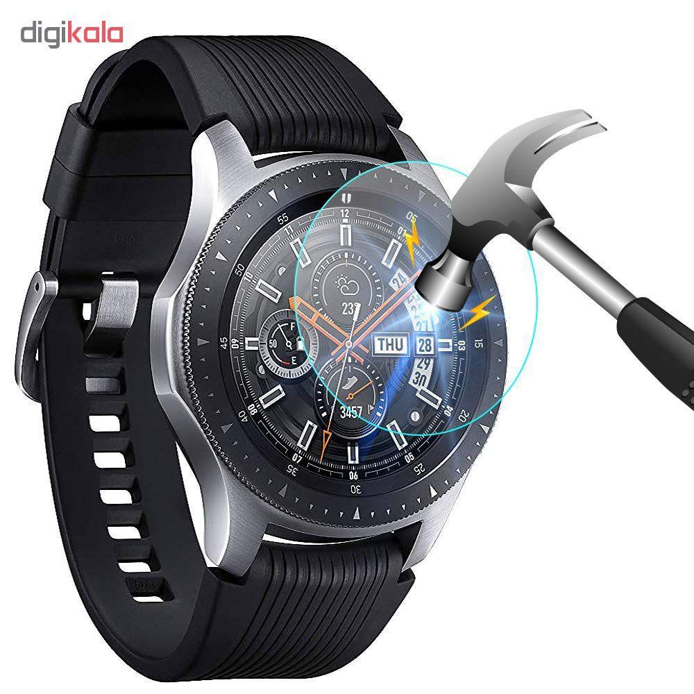 محافظ صفحه نمایش لاین مدل RB007 مناسب برای ساعت هوشمند سامسونگ Galaxy Watch 46mm بسته دو عددی main 1 5