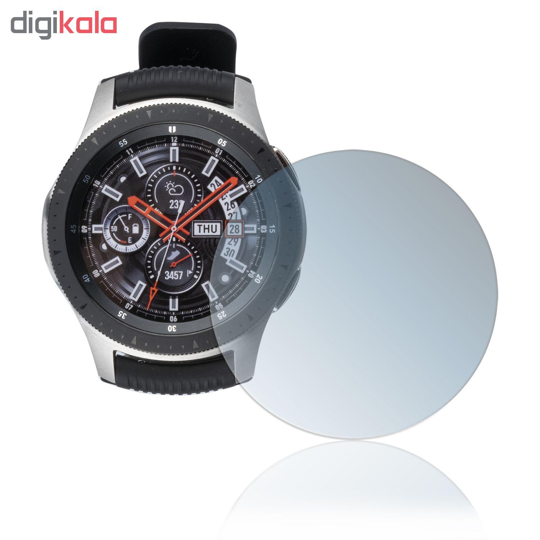 محافظ صفحه نمایش لاین مدل RB007 مناسب برای ساعت هوشمند سامسونگ Galaxy Watch 46mm بسته دو عددی main 1 6