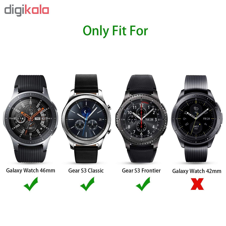 محافظ صفحه نمایش لاین مدل RB007 مناسب برای ساعت هوشمند سامسونگ Galaxy Watch 46mm بسته دو عددی main 1 7