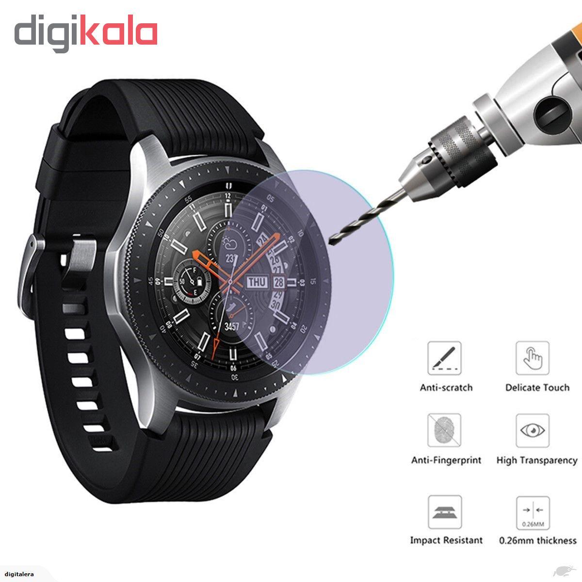 محافظ صفحه نمایش لاین مدل RB007 مناسب برای ساعت هوشمند سامسونگ Galaxy Watch 46mm بسته دو عددی main 1 8