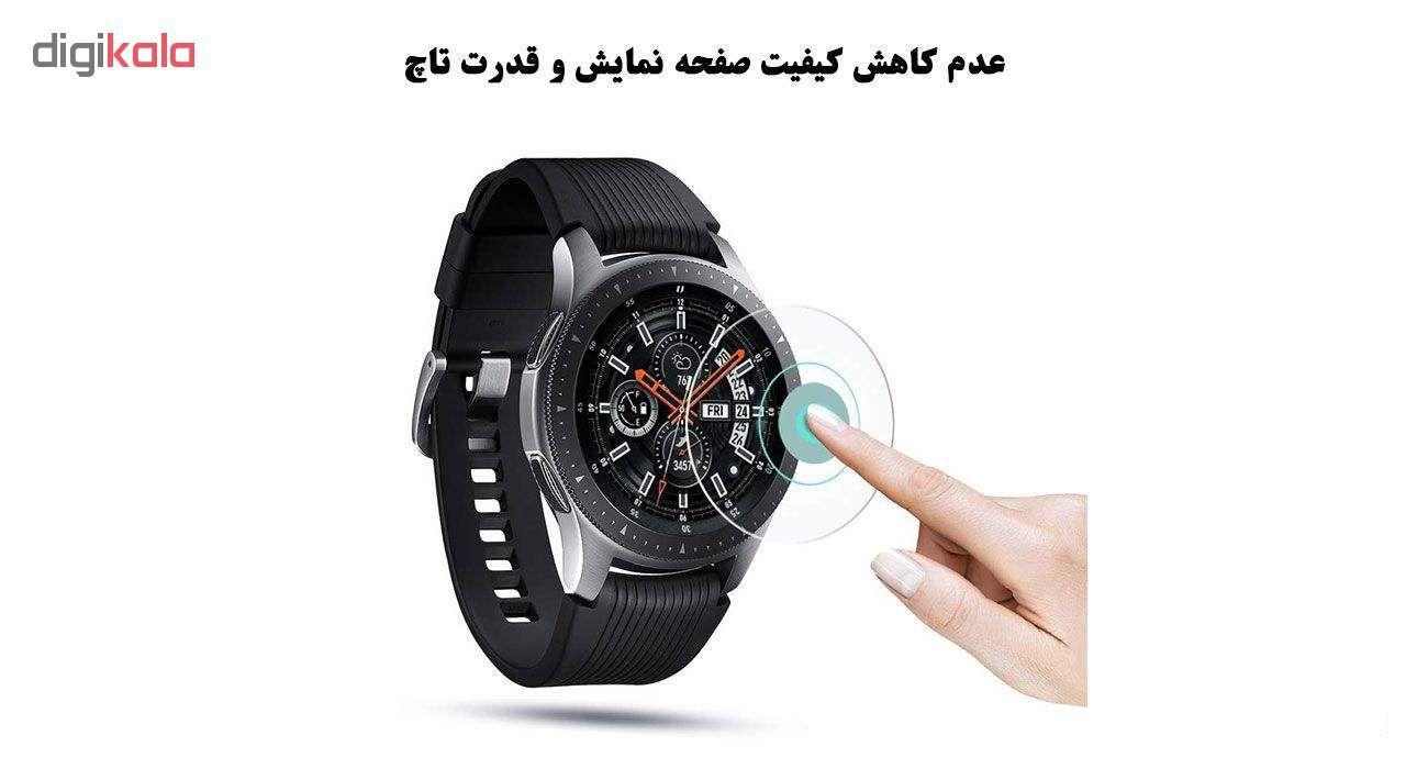 محافظ صفحه نمایش لاین مدل RB007 مناسب برای ساعت هوشمند سامسونگ Galaxy Watch 46mm بسته دو عددی main 1 10