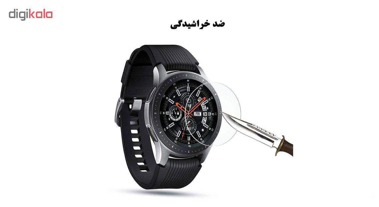 محافظ صفحه نمایش لاین مدل RB007 مناسب برای ساعت هوشمند سامسونگ Galaxy Watch 46mm بسته دو عددی main 1 12