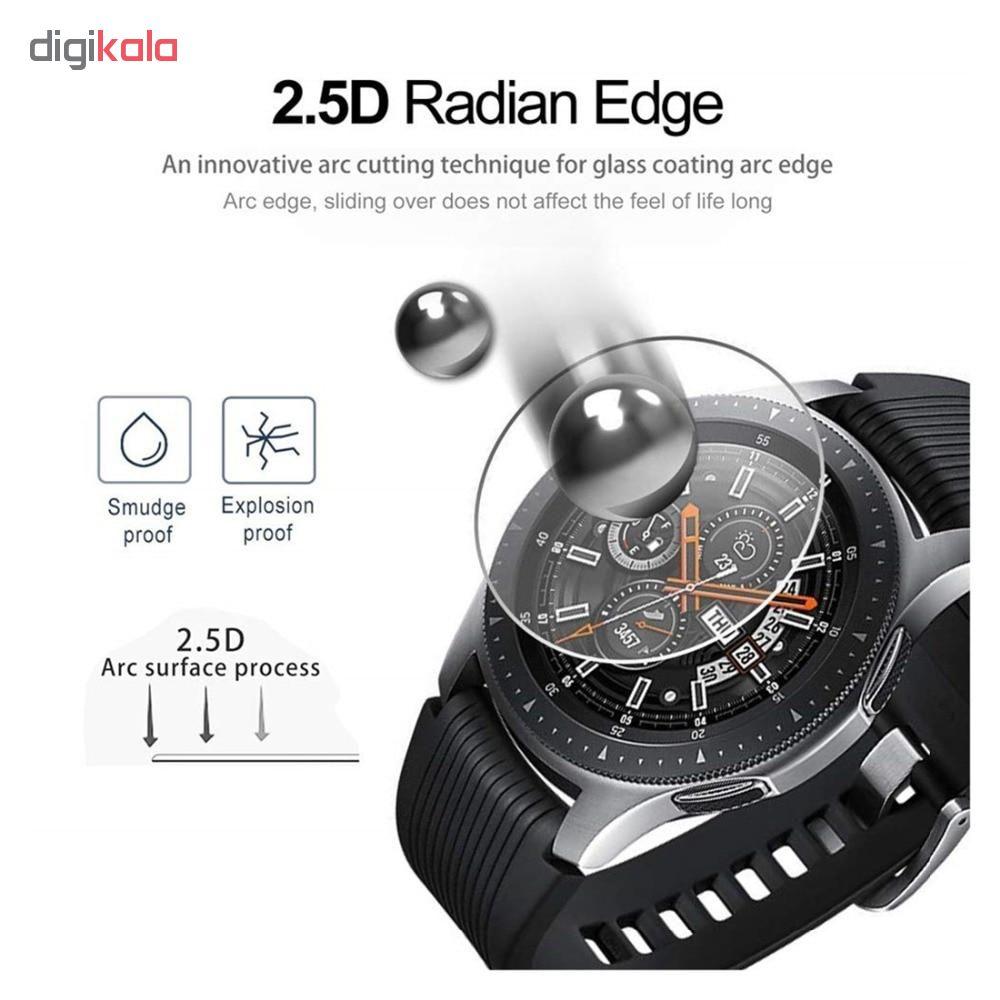 محافظ صفحه نمایش لاین مدل RB007 مناسب برای ساعت هوشمند سامسونگ Galaxy Watch 46mm بسته دو عددی main 1 13