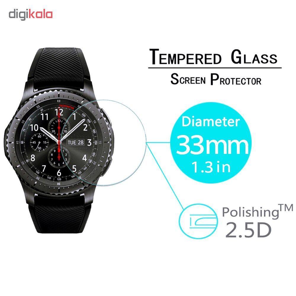 محافظ صفحه نمایش لاین مدل RB007 مناسب برای ساعت هوشمند سامسونگ Galaxy Watch 46mm بسته دو عددی main 1 14