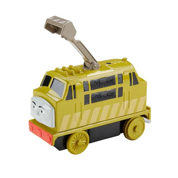 قطار بازی فیشرپرایس مدل Diesel 10 Thomas کد DVJ78